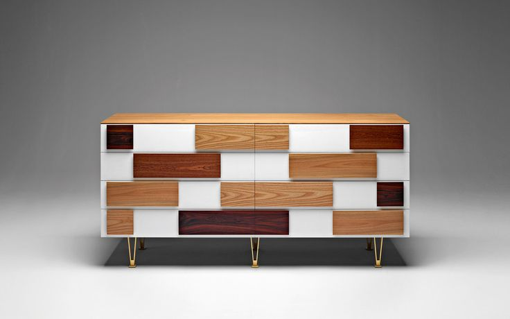 """D.655.1 chest of drawers,  Gio Ponti