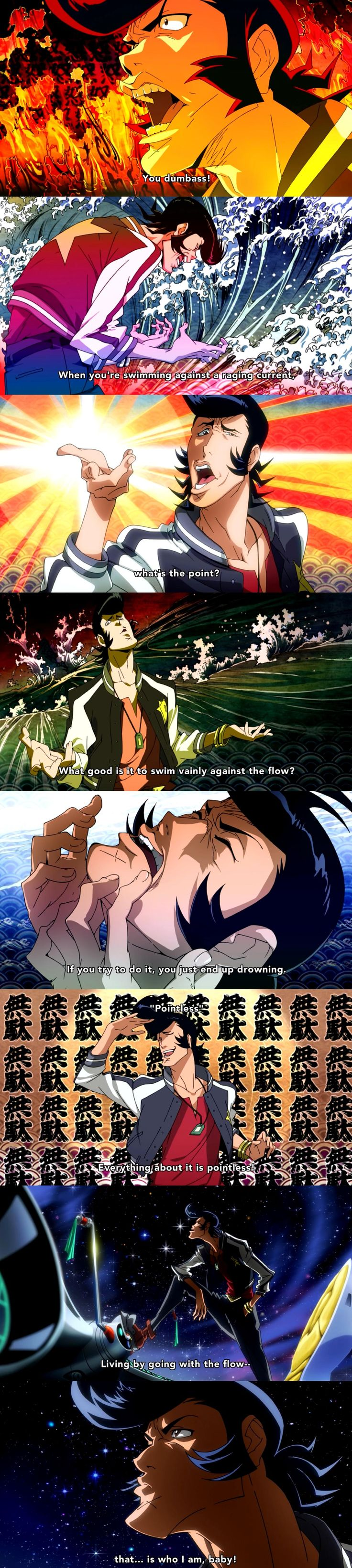 I've been anticipating this anime for months. (Space Dandy)