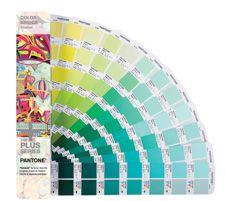 Pantone Color Bridge Coated color guide - pantone.com