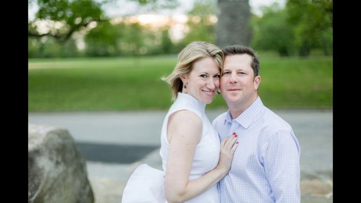 Carie+Kevin Engagement Photo Session in Rockford Park Willmington DE by Philadelphia Wedding Photographer. Super excited for their wedding in Winterthur Museum!!!