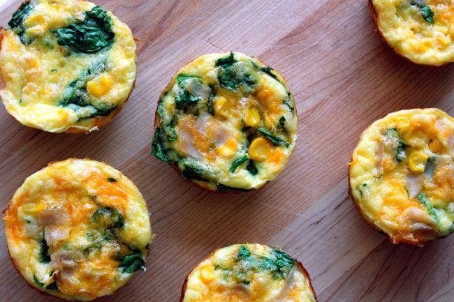 6простых рецептов завтрака, для тех кто торопится