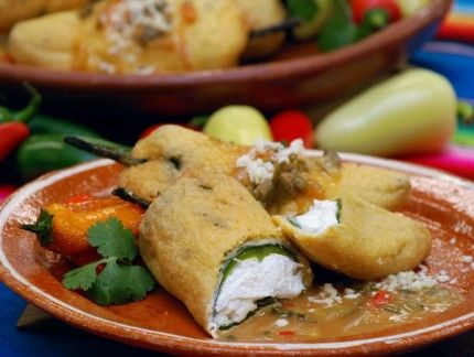 ... Relleno, Chees Chilis, Chile Relleno, Cheese Chile, Goats Cheese