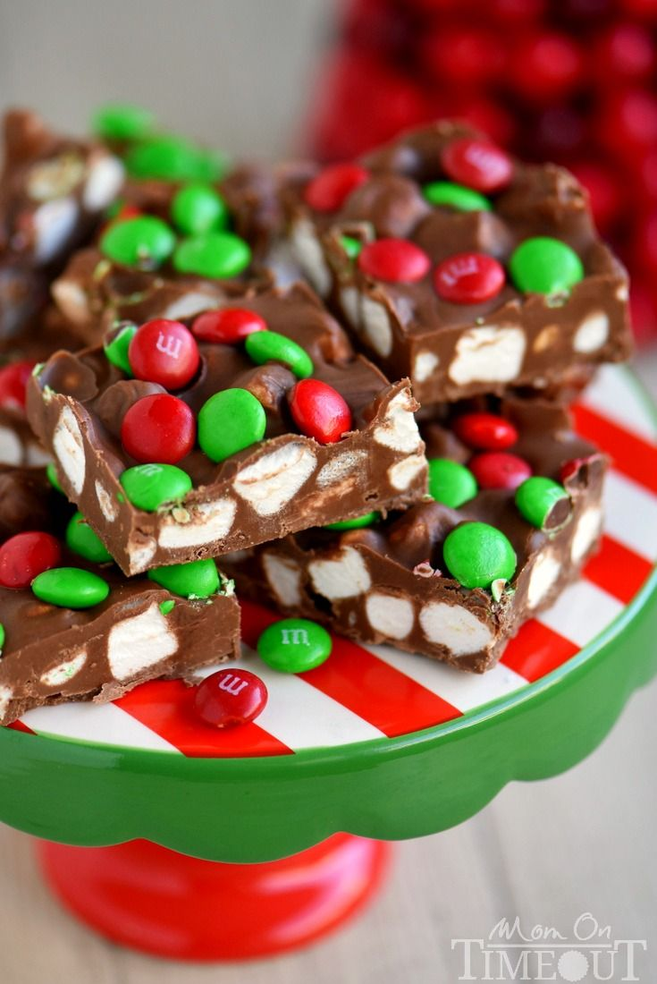 These M&M's Marshmallow Dream Bars are as easy as 1-2-3 and will disappear just that quickly. An easy dessert recipe that is just perfect for the holidays!