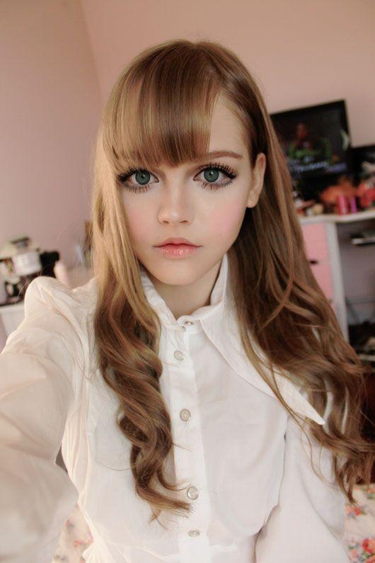 I am obsessed with Dakota Rose! She's soooo pretty