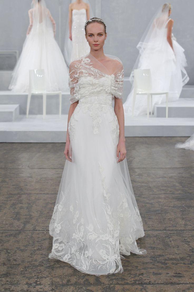 Monique Lhuillier Market Recap From Anna Be Denver Wedding Dress