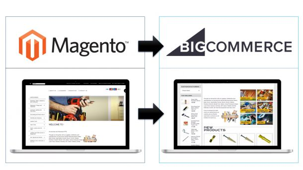 Migrating Magento to Bigcommerce for Conversion Rate Optimization