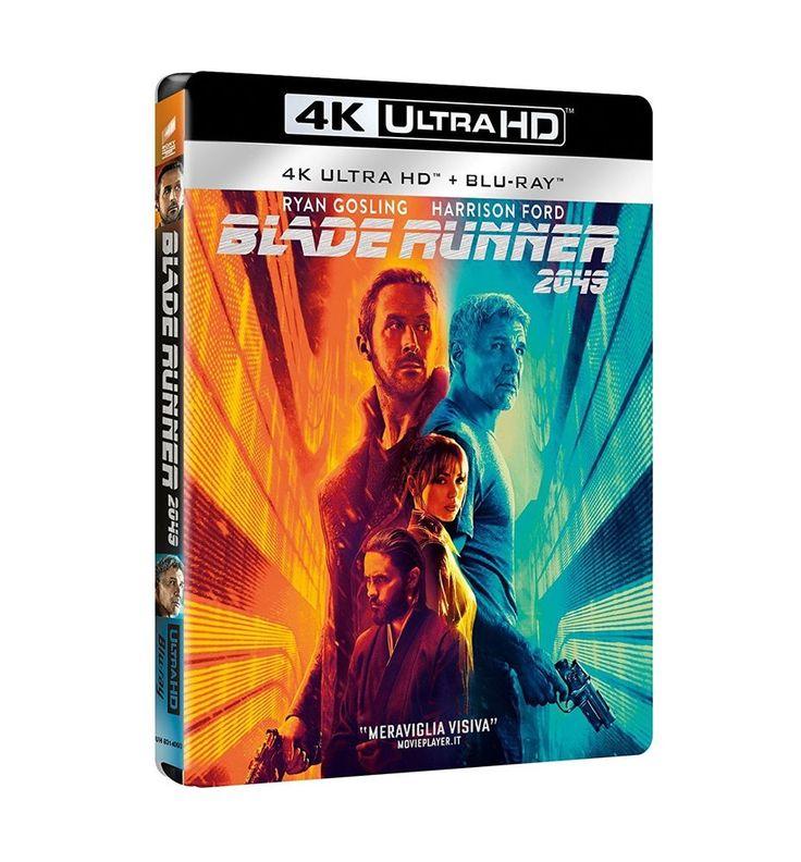 Blade Runner 2049 (Blu-Ray 4K Uhd+Blu-Ray)(Blu Ray Nuovo)