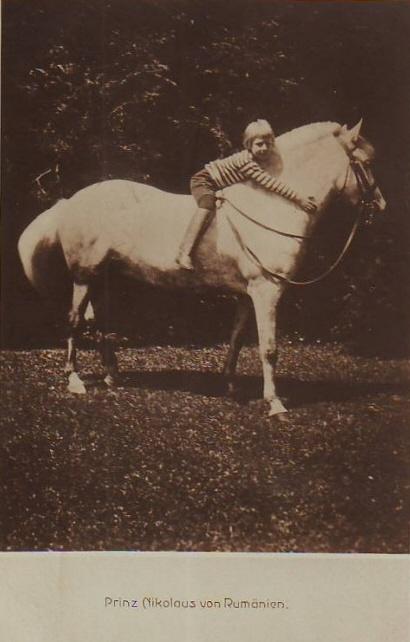 Prince Nicolae of Romania.