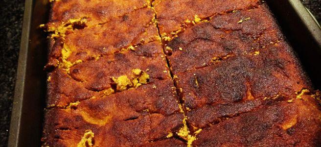 Pumpkin Bars Recipe - Sugar free Fern #Glutenfree #SugarFree #Treat