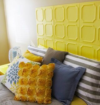 22 Ways To Make A Headboard Out Of Almost Anything