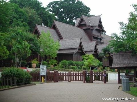 malacca sultanate palace-melaka