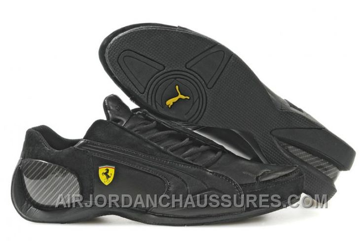FOR SALE MEN'S PUMA FERRARI IV IN BLACK 72ZXQ Only 85,00€ , Free Shipping!
