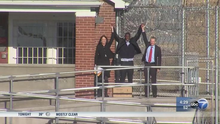 Two Chicago men were released from prison on Monday after serving more than 20 years for murder because they're not a match for new DNA evidence from the victim.