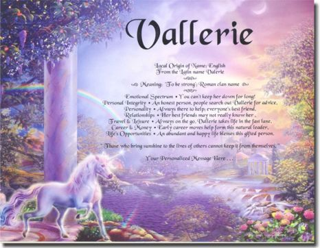 Unicorn Rainbow First Name Meaning by CraftsbyPGS on Etsy