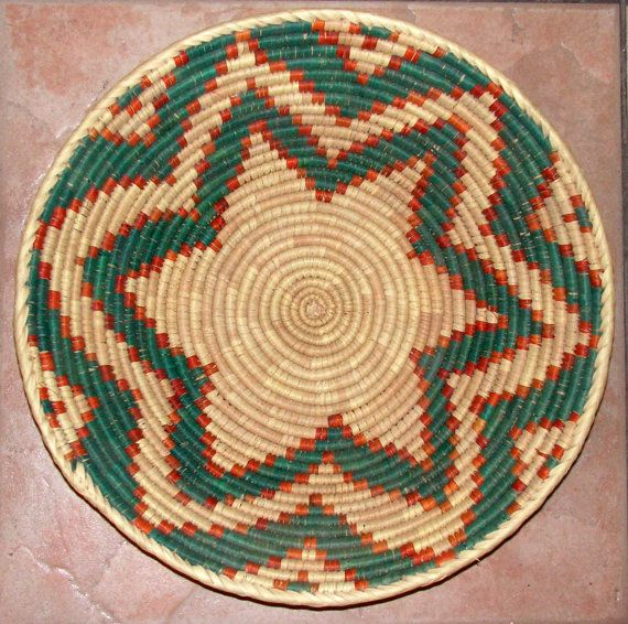 Basket Weaving Star Pattern : Best images about coiled baskets on grocery