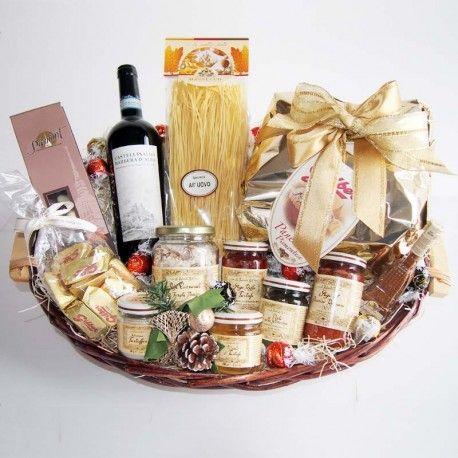 Souvent Oltre 25 idee originali per Cesti regalo con vino su Pinterest  LJ59