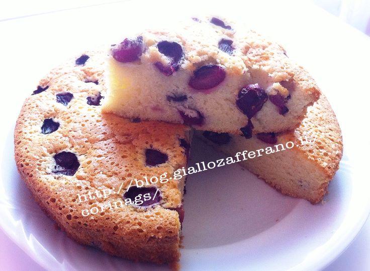 Torta alle amarene |Ricetta base torta