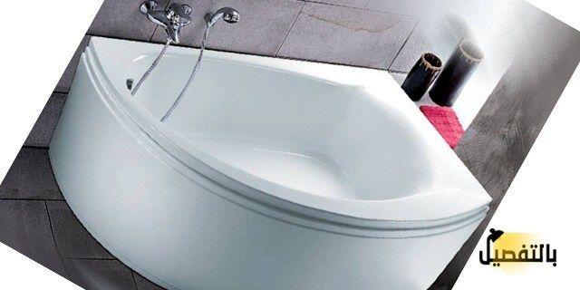 اسعار بانيوهات ايديال ستاندرد 2019 فى مصر بالتفصيل Bathtub Corner Bathtub Bathroom