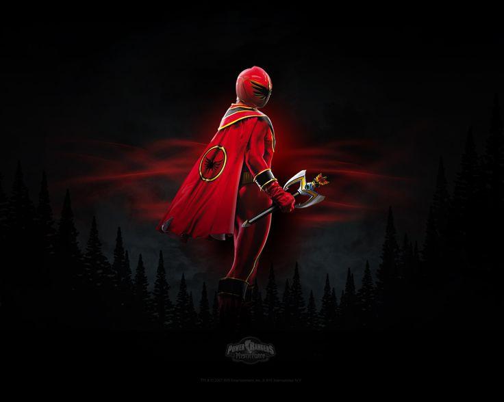 #MysticForce #RedRanger