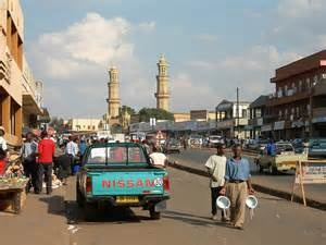 Lilongwe - Malawi...going here for my visa with Marc and Beth and Wade's!