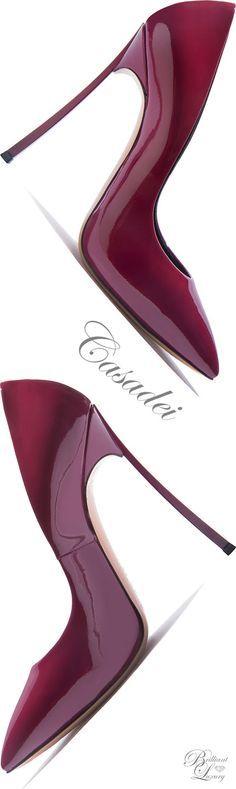 Chaussures femme, talons aiguilles, rouge bordeaux vernis dégradé, ultra sexy http://amzn.to/2tlBGwY
