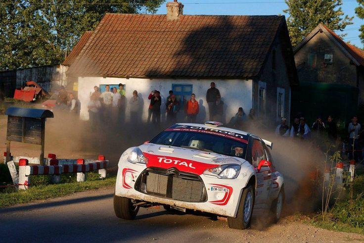 Fotos del Rally de Polonia 2014