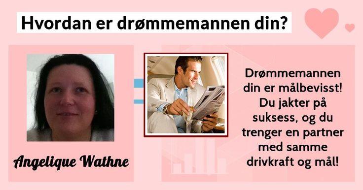 Hvordan er drømmemannen din?