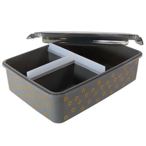 Bento Box Stars - Cat & Jack™ Gray | Bento | Bento box
