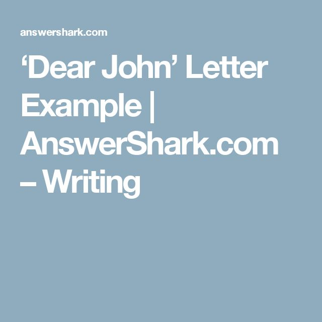 dear john essay topics Compare and contrast, literary analysis - the notebook and dear john, by  nicholas sparks  click the button above to view the complete essay, speech,  term paper,  this one question was the base for nicholas spark's book, the  choice,.