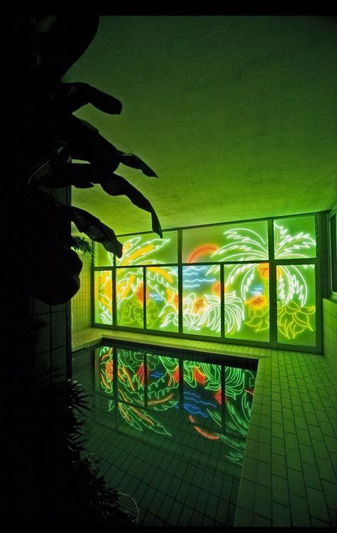 wandrlust:    Private Residence, Verona, Italy, 1988-89 — Nanda Vigo