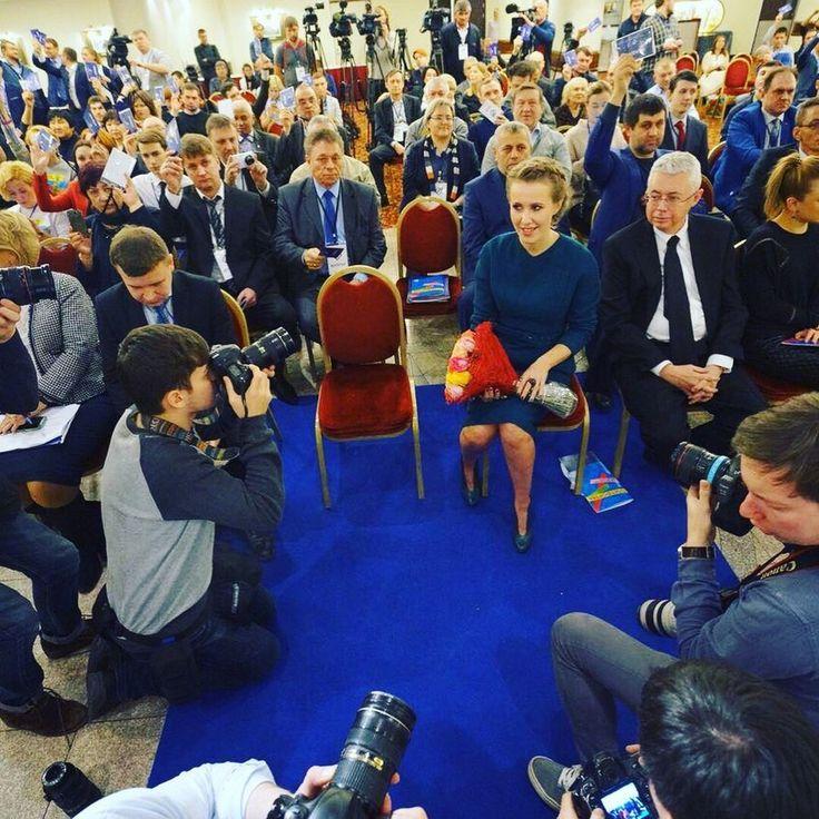 НОВЫЕ ПРАВЫЕ | WHITE Technologies 2033: Собчак официально выдвинута на пост президента Рос...