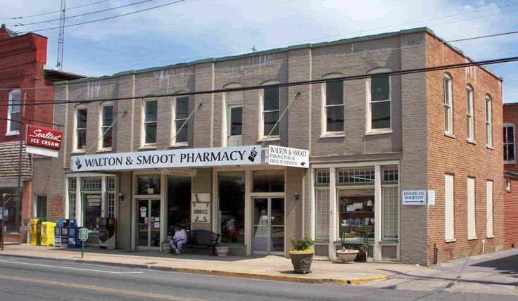 photos of old drug stores | woodstock va walton sm…