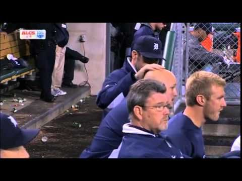 Detroit Tigers: Funny Baseball Bloopers - YouTube