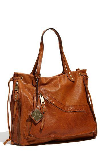 I need a big brown leather bag this season.