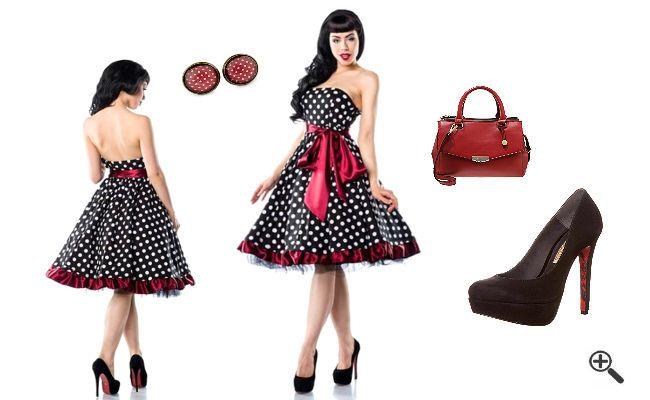 26 best petticoat kleider images on pinterest rockabilly. Black Bedroom Furniture Sets. Home Design Ideas
