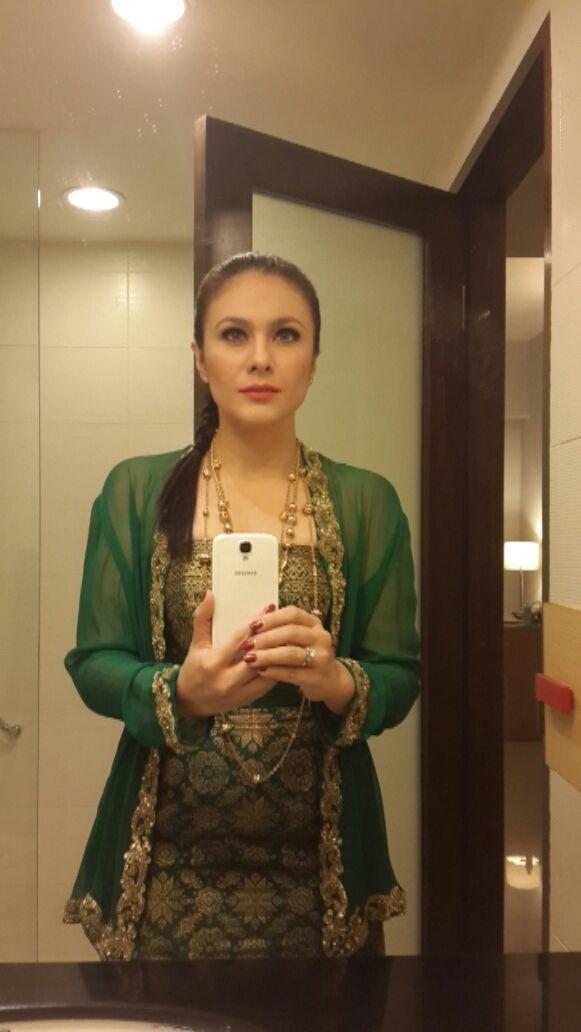 At Apresiasi Film Indonesia event #actress #fashion #style