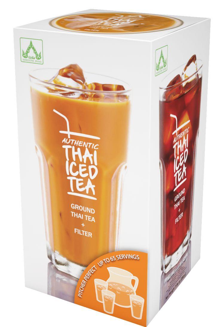 Loose Leaf Thai Iced Tea Kit