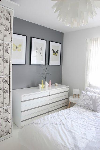 quarto cinza, pintar parede lateral do quarto                                                                                                                                                                                 Mais