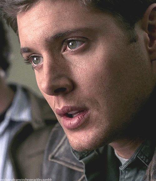 my gif Season 1 supernatural dean winchester Jensen Ackles mone ...