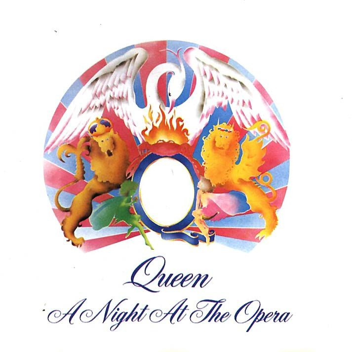 A night at the opera (Queen)