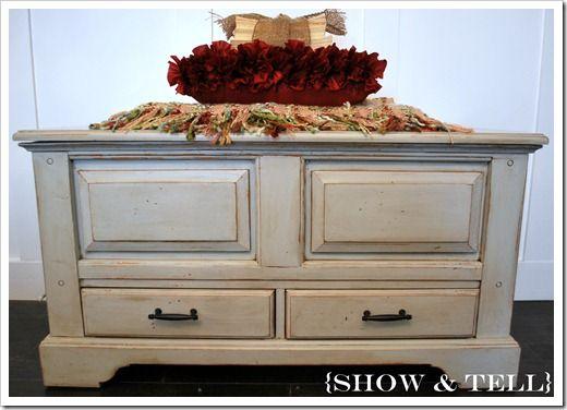 {how i glaze furniture} - 178 Best Glazing Furniture Images On Pinterest Glazing Furniture