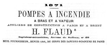 Henri Flaud (1817-1874), ancien maire de Dinan, mon arrière-arrière-grand-père