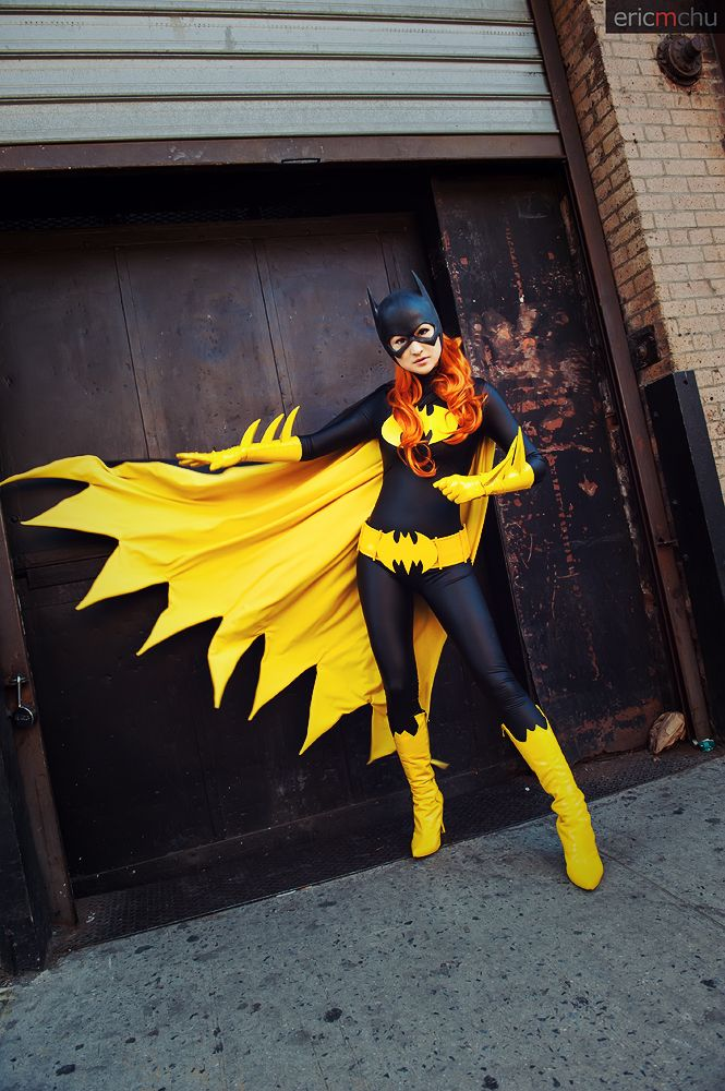 cosplayfanatics: Batgirl Cosplay By Mostflogged Follow cosplayfanatics.tumblr.com for more cosplay