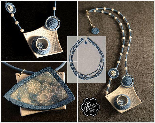 collage modrobílá | by Spacirka