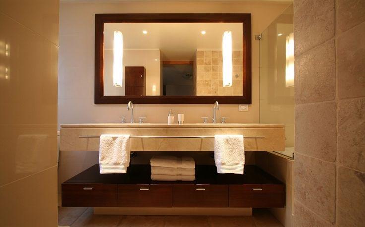 Baño Dormitorio, Lima - Perú. By ALMA Arquitectura e Interiores #ProyectosAlma