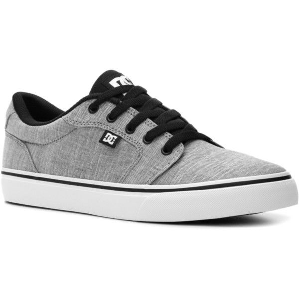 DC Shoes Anvil Sneaker - Mens ($45) ❤ liked on Polyvore featuring shoes, sneakers, men, mens shoes, guys, dc shoes и dc shoes footwear