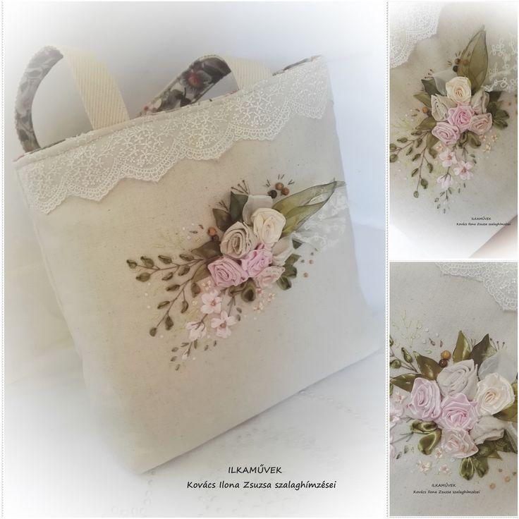 nyári táska pasztell rózsaszín