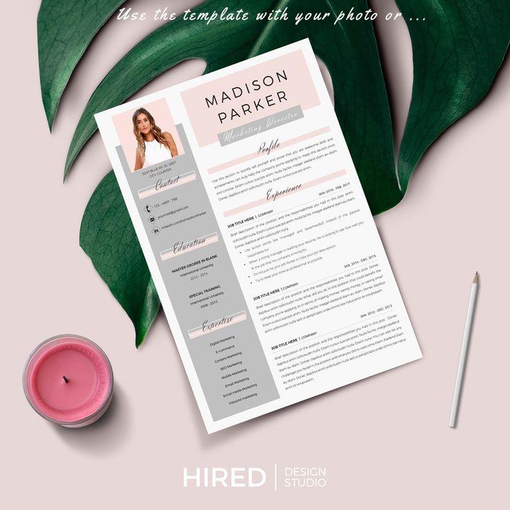 Creative u0026 modern Resume CV Template