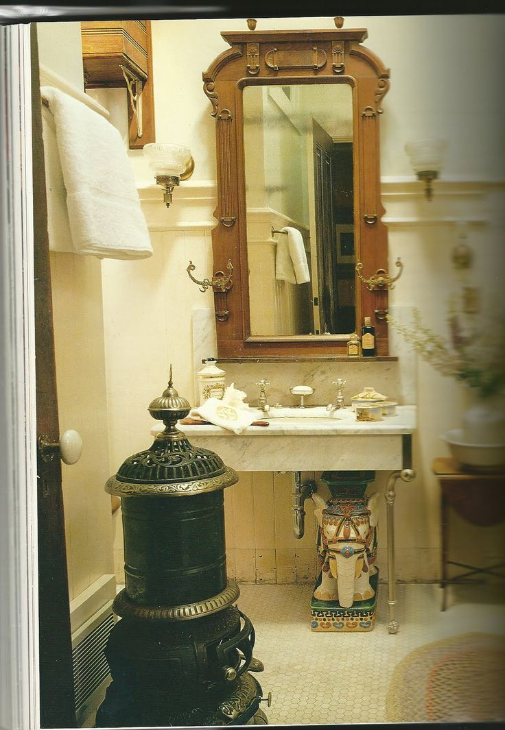 Victorian Bathroom Accessories - victorian bathroom makeover step ...
