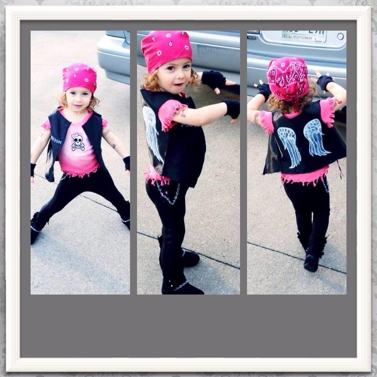 Lynae Kuntz (lynaekuntz) on Pinterest - biker chick halloween costume ideas
